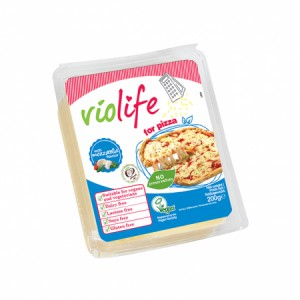 Violife Ser mozzarella do pizzy 200g