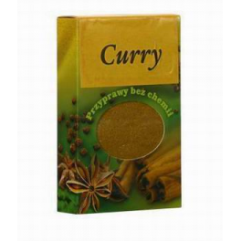 Curry 60g DARY NATURY