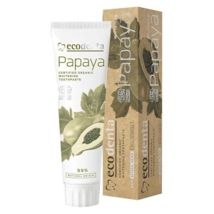 Ecodenta Cosmos Organic Papaya Pasta Do Zęb. 100Ml